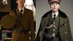 Mỹ nam Hoa diện quân phục đẹp không kém Song Joong Ki