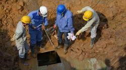 Hà Nội đã báo cáo Chính phủ vụ đấu thầu đường ống Sông Đà 2