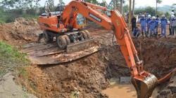 Hủy kết quả nhà thầu TQ nếu đường ống Sông Đà 2 không đạt