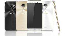 Lộ Asus ZenFone 3 và ZenFone 3 Deluxe thiết kế kim loại