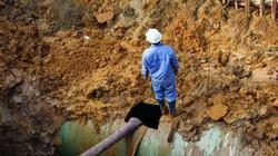 """Vụ lình xình cung cấp đường ống nước Sông Đà: """"Ưu ái"""" nhà thầu?"""