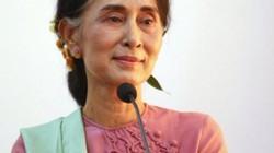 Bà Suu Ky sẽ thả toàn bộ tù nhân chính trị Myanmar