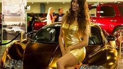 Lóa mắt với top 10 siêu xe mạ vàng đắt tiền