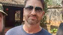 """Tài tử phim """"300"""" - Gerard Butler bị mất ví khi đến VN"""