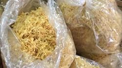 Tràn lan ruốc siêu rẻ làm từ thịt ôi thiu
