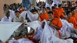 Đồng bào Khmer rộn ràng đón Tết Chol Chnăm Thmây