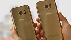 Chiêm ngưỡng Galaxy S7 và S7 Edge dát vàng 24K