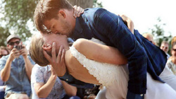 25 bức ảnh cưới đẹp như mơ của thế giới