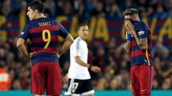 Kết quả, BXH 5 giải VĐQG châu Âu: Barca thua đau, Arsenal mất vị trí thứ 3