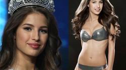 """""""Phát sốt"""" vì vẻ đẹp hoàn hảo của tân hoa hậu Nga"""