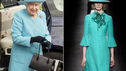 """Những kiểu mốt được nữ hoàng Anh 90 tuổi """"lăng xê"""""""