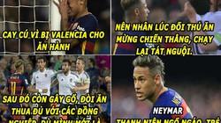 """HẬU TRƯỜNG (18.4): Top 4 là của riêng Arsenal, Neymar quá """"trẻ trâu"""""""