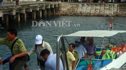 Hơn 1.000 du khách mắc kẹt ở Cù Lao Chàm vào bờ an toàn