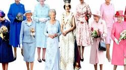 7 nguyên tắc mặc đẹp cơ bản của nữ hoàng Anh