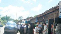Nhộn nhịp chợ ngã ba Huồi Tụ Kỳ Sơn, Nghệ An