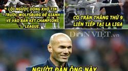"""HẬU TRƯỜNG (25.4): Zidane """"không phải dạng vừa"""", Công Vinh tặng vợ """"xế khủng"""""""