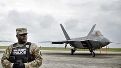 """Mỹ điều chiến đấu cơ F-22 tới Romania để """"dọa"""" Nga"""