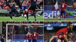 Clip: Sao trẻ Atletico tái hiện siêu phẩm của Diego Maradona