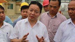 """Bộ trưởng TNMT: """"Formosa đặt ống xả thải ngầm là trái luật"""""""
