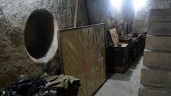 Tận mắt xem hầm chứa vũ khí bí mật giữa lòng Sài Gòn