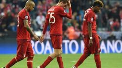 Luật bàn thắng sân khách nghiệt ngã giúp Atletico loại Bayern Munich