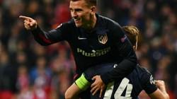 Cặp đôi người hùng nói gì khi đưa Atletico Madrid vào chung kết?