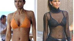 Nữ diễn viên 007 khoe khuôn ngực đầy đặn ở tuổi 49