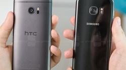 So sánh nhanh HTC 10 với Samsung Galaxy S7
