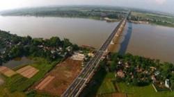 """""""Siêu dự án sông Hồng"""": Thủ tướng chưa xem xét phê duyệt"""