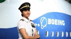 Gặp nữ phi công xinh đẹp trẻ nhất Ấn Độ