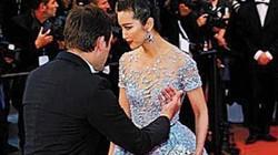 Loạt mỹ nhân TQ bị yêu cầu rời khỏi thảm đỏ Cannes