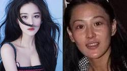"""Mặt mộc của nhiều mỹ nữ Hoa ngữ khiến fan """"ngã ngửa"""""""