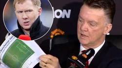 """ĐIỂM TIN TỐI (15.5): Van Gaal bị Scholes hãm hại, Everton tính """"cướp"""" Mourinho"""