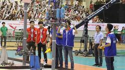 """Nhà vô địch Robocon Việt Nam 2016: """"Xử"""" đối thủ trong 19 giây"""