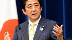 Thủ tướng Nhật muốn tạo mặt trận chung về Biển Đông, đối phó Trung Quốc
