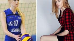 """""""Thánh nữ"""" bóng chuyền Nga bỏ bóng, lấn sân sang người mẫu"""