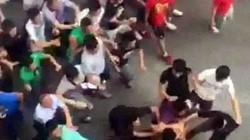 Vào trường thể thao ăn trộm, thanh niên bị đánh nhừ tử