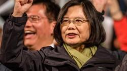 Nữ lãnh đạo đầu tiên của Đài Loan nhậm chức