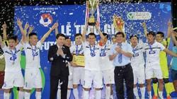Chùm ảnh Thái Sơn Nam đăng quang giải futsal VĐQG 2016