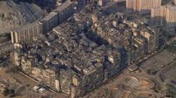 Ảnh hiếm về khu ổ chuột đông đúc ở Hong Kong một thời