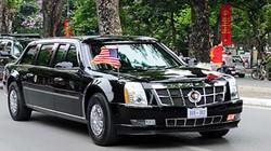"""[Infographic] Chi tiết siêu xe """"Quái thú"""" chở ông Obama"""