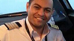 Bí hiểm đoạn hội thoại cuối cùng của phi công máy bay Ai Cập