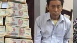 """Vận chuyển tiền giả cực """"khủng"""" tại Hà Nội"""