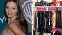 Khám phá tủ đồ hiệu của siêu mẫu Miranda Kerr