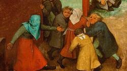 Hình ảnh những trò chơi thời ấu thơ trong bức vẽ 500 năm tuổi