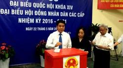 Ông Nguyễn Đức Chung trúng cử HĐND với tỷ lệ phiếu cao nhất HN