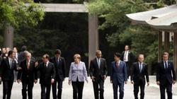 """G7 gửi thông điệp mạnh mẽ về vấn đề Biển Đông, Trung Quốc """"nổi đóa"""""""