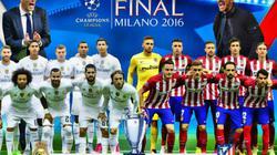 """Những thống kê """"biết nói"""" trước trận chung kết Champions League"""