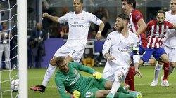 Clip diễn biến trận đấu giữa Atletico Madrid và Real Madrid
