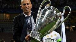 HLV Zidane nói gì sau giúp Real vô địch Champions League?